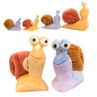 Wholesale lion stuff toy for sale - Group buy 21cm Cartoon D CuteTurbo Plush Toy Stuffed Animal Toys Cool Turbo speed Snail Plush Toys For Kid Birthday Gift SH190913