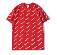 chemises pour hommes de marque achat en gros de-Nouveau Designer T-shirts Hip Hop Mens Polos T-shirts Marque De Luxe Hommes Femmes À Manches Courtes T-shirts Imprimé SUPREME Diamond t-shirt