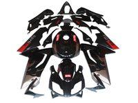 carénage pour aprilia rs 125 achat en gros de-New ABS Kit complet Carénage pour Aprilia RS4 RSV125 RS125 06-11 RS125R RS125 RSV 125 RS 125 2006 2007 2008 2009 2010 2011 argent noir