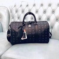 ingrosso buona qualità-La borsa di viaggio delle donne degli uomini della borsa di viaggio di modo borsa classica classica dei sacchetti di fine settimana di vendita calda di alta qualità tiene il sacchetto