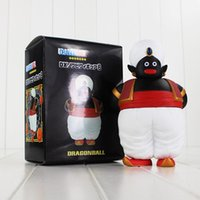Wholesale 1Pcs CM Hot Anime Dragon Ball Mr Popo PVC Action Figure Collection Model Toy Doll Y191105