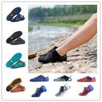 Wholesale Masaya Hashimoto Brand New Furoshiki Unisex Wrapping Sole Colors Casual Fitness Fashion Footwear wrapped Sneakers fingers Shoes