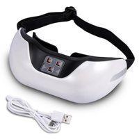 cuidado verde venda por atacado-FULL-Inteligente 3D Eye Care Instrumento de Treinamento de Recuperação de Visão de Luz Verde Olho Instrumento Aumento da Visão Pulso Magnético Th