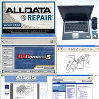alldata otomatik yazılım hdd toptan satış-2019 yeni tüm veri 10.53 oto tamir yazılımı alldata mitchell 2015 yazılım atsg 3in1 1 TB HDD dizüstü yüklü D630 4g ram