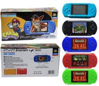 2,7-zoll-bildschirm großhandel-2019 heißer LCD-Bildschirm PVP 2,7-Zoll-Handheld-Videospiel-Spieler tragbare Mini-Spielmaschine Dhl-freies Verschiffen