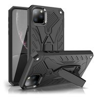 Wholesale 5s back case full for sale – best Anti knock Armor Case for iPhone Pro Max S SE S Plus X XS Max XR Full body Protective Stand Shockproof Back Cover