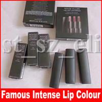 Wholesale lipsticks colours for sale - Group buy Famous Colors Lip Lipstick Makeup ROUGE ALLURE velvet extreme LE ROUGE MAT intense lip colour lipstick