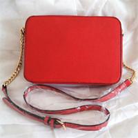 bolsos de fábrica de bolsos al por mayor-Excelente Calidad Diseñador de Lujo Bolso de Hombro de Las Mujeres de señora Cadena bolso Moda Pu Bolso de Hombro Hombro Cruzado Cuerpo Bolsas Pequeñas paquete de fábrica