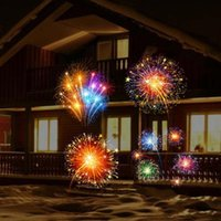 Wholesale projection christmas lights resale online - Christmas Projector Lights Patterns Projection Light in Water Wave Projector Light Waterproof Landscape Light for Halloween LXL834