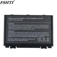 Wholesale laptop battery li resale online - Laptop Battery For Asus A32 f82 K50id K50AF K51AC K51AB K51AE K40in k50in K40ij K40 K50ij k50c K60ij K70ab K70ic K70io