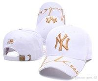 snapback chapéus los angeles venda por atacado-nbspMLB NewnbspYork Yankees Snapback chapéu de Beisebol Das Mulheres Dos Homens de Los Angeles nbspDodge Esporte designer de futebol osso gorras sol chapéu casquette