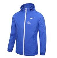 fermuar hırka ilkbahar ceketi toptan satış-Erkek Sıcak Satış Ceketler erkek Bahar Sonbahar Hırka Spor Ceket 2019 Yeni Varış erkek Baskılı Fermuar Rüzgarlık Ceketler Artı Boyutu L-4XL