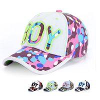 Wholesale korean baseball cowboy hat for sale - Group buy South Korean version of the new BOY cowboy baseball cap spring lovers outdoor sun shade hats