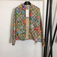 capuche zippée achat en gros de-Milan piste Manteaux 2020 Manteaux longs à capuchon de femmes manches Designer Coats Marque même style Vestes 0321-51