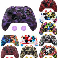 Wholesale games console accessories for sale - Group buy 4c6Eo Game Handle Storage Bag Classic Bag Storage Protective Hard Case Gamepad Delicate Handy for XBOX ONE X Game Console Accessories
