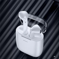 Wholesale joyroom iphone for sale – best Hot JOYROOM JR T04 Wireless Earbuds Bluetooth Earphones TWS Bluetooth Headphones with Charging Box for iPhone Samsung LG Free DHL