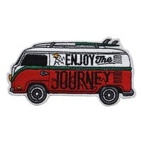Wholesale car embroidered patches for sale - Group buy Journey Bus Embroidered Patches For Clothing DIY Style Car Pattern Decorationfor Clothing Iron on Transfer Applique for Bags Jean