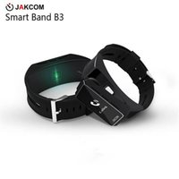 Wholesale stool black resale online - JAKCOM B3 Smart Watch Hot Sale in Smart Wristbands like consola fitness vibrating stool android phones