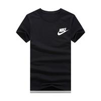 büyük artı boyutu t shirt toptan satış-2018 Yeni daha marka erkek kadın T Shirt büyük logo sıcak satmak Kısa kollu o boyun famale erkek tişörtleri Casual% 100% Pamuk tees T Shirt artı boyutu