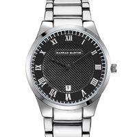 женские кожаные наручные часы оптовых-Calendar Men Fashion Trend Electroplated Quartz Watch Ladies 3Bar Waterproof Mesh Belt Watch Leather Watchband Leisure Motion