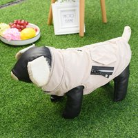 Wholesale fleece dog vest for sale - Group buy Winter Warm Fleece Dog Vest Chihuahua Clothes Waterproof Coat Jacket For Small Medium Dogs Puppy Apparel Pet Products Supplies