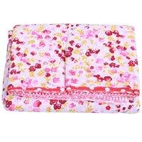 ingrosso tessuti di trapuntatura-TOP! -7Pcs 50cm * 50cm cotone piccolo floreale stampato semplice tessuto di cotone per stoffa cucito patchwork quilting handmade fai da te tessile (