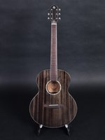 Wholesale guitar bindings for sale - 41 inch acoustic guitar maple binding rosewood fingerboard EQ pickup custom service