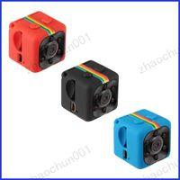 sport digital camcorder großhandel-1080P Sport DV Mini Kamera 480P Sport DV Infrarot Nachtsicht Kamera Auto DV Digital Video Recorder Mini Camcorder SD