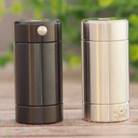 24mm rohr großhandel-Ursprünglicher Cthulhu-Rohr-MOD-vorgerückter Doppel-MOSFET-Chip angetrieben durch einzelne 18650 18350 Batterie Ecig Sitz 22MM 24MM Zerstäuber DHL geben frei