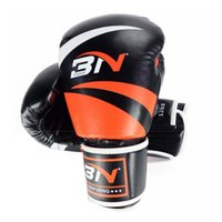 Wholesale sparring gear kids for sale - Group buy BNRPO OZ Kids Adults Women Men Sparring MMA Muay Thai Boxing Gloves Martial Arts Grappling Mitts Kickboxing Gear DDO T191226