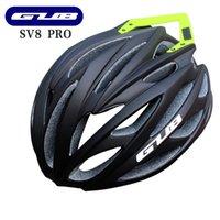 asas claras venda por atacado-GUB SV8 PRO Rodovia Montanhosa Capacete De Equitação Da Bicicleta Asa de Cauda Ultra Luz Tampa de Segurança Equipamentos de Bicicleta para Homens e Mulheres