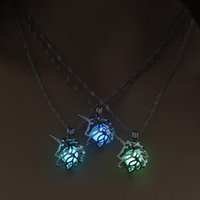 Wholesale lol pendants resale online - Hecarim Glow in the Dark necklace LOL Hecarim HORSE Horse silver Chain Jewelry Pendants Necklaces Mens Punk Unicorn Necklace