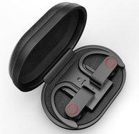auriculares bluetooth para musica al por mayor-A9 TWS Auriculares Bluetooth verdaderos auriculares inalámbricos 8 horas música bluetooth 5.0 auriculares inalámbricos Auriculares deportivos impermeables