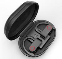 Wholesale true wireless earbuds for sale - Group buy A9 TWS Bluetooth earphones true wireless earbuds hours music bluetooth wireless earphone Waterproof sport headphone