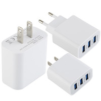 Wholesale universal travel adapter usb charger for sale – best 5V A USB Smart Travel USB Charger Adapter Wall Portable Eu us Plug For Iphone x htc android phone