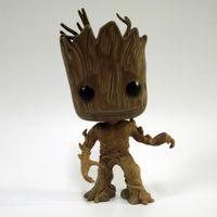 ingrosso scatole ad albero-Funko POP Guardians of the Galaxy Tree People Bambole in action figure in PVC con scatola Spedizione gratuita