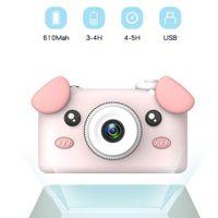 Wholesale mini camera design resale online - Children Kids Mini Digital Camera HD Video Camcorder Inch Anti Drop Design LHB99