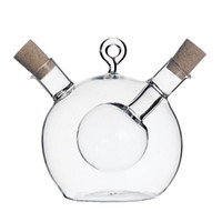 Wholesale vinegar jars for sale - Group buy 8pcs High Temperature Spice Bottle Oil and Vinegar Glass Bottle Sauce Glass Jar Sealed Seasoning Glass Storage Wine Bottles