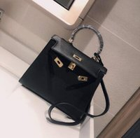 Wholesale letter k beads for sale - Group buy 2020 Designer Handbags purse genuine leather litchi pattern Totes bags real leather H K handbag cm