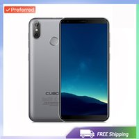 Wholesale cubot quad core resale online - Factory Unlocked Original Cubot R11 Android GB GB MT6580 Quad Core Fingerprint Smartphone x720 HD Screen