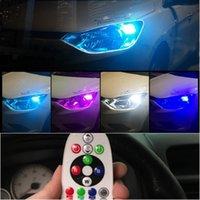 lâmpadas de cidade conduzidas venda por atacado-2x t10 w5w led luzes do carro lâmpadas led lâmpada 12 v para honda civic accord crv fit cidade jazz hrv cr-v elemento spoiler insight mdx