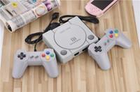 oyun konsolu 16 bit toptan satış-RS-70 Süper Mini HD El Oyun Konsolu Taşınabilir Retro Klasik 8 Bit ve 16 Bit Video Oyun Oyuncuları 648 Oyunları
