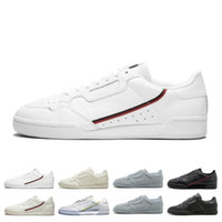 Wholesale best prices running shoes for sale - Group buy 2019 good price CONTINENTAL winter lacquer snake Training Sneakers top mens trainers athletic best sports running shoes women men boots