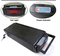 ingrosso scooter elettrici 48v-Batteria al litio elettrica 48V 20AH della bici del litio della batteria al litio 48V 20AH di Ebike per la bici elettrica 1000W del corredo con il caricatore di BMS