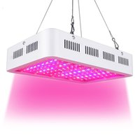 high par led wachsen lichter großhandel-LED wachsen Licht 1000W Double Chip Full Spectrum für Indoor Aquario Wasserkulturanlage Blume LED wachsen Licht hohe Ausbeute