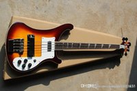 Wholesale shipping double bass resale online - new Genuine double electric bass guitar output jack
