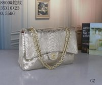 Wholesale woven satin handbag resale online - 2019 Design Handbag Ladies Brand Totes Clutch Bag High Quality Classic Shoulder Bags Fashion Leather Hand Bags C00029