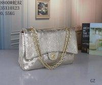 bolso de diseño clásico al por mayor-2019 Diseño Bolso de las señoras de la marca Totes Bolsa de embrague Clásico de alta calidad Bolsos de hombro Moda Bolsos de mano de cuero C00029