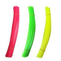 ingrosso tagli di erba-Pre-Cut Square 0.095-Inch (2.4mm) x 12-Inchs Lunghezza Grass String Trimmer line 2.2lbs (1kg)