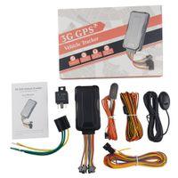 tv remota mão venda por atacado-Concox GT06E 3G Rastreador GPS Dispositivo de rastreamento em tempo real WCDMA GSM Localizador GPS SMS APP Rastreamento na Web Alarme múltiplo SOS ACC Tracker